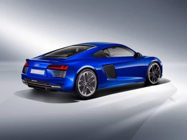 Audi R8 E-tron6