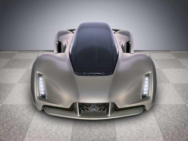 Blade 3-D printed car4