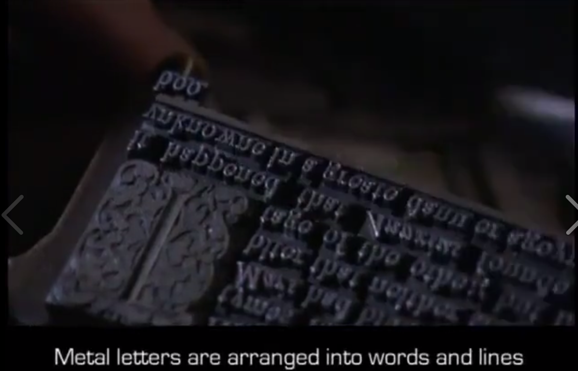 This Is How Books Were Printed And Published In Ancient Times