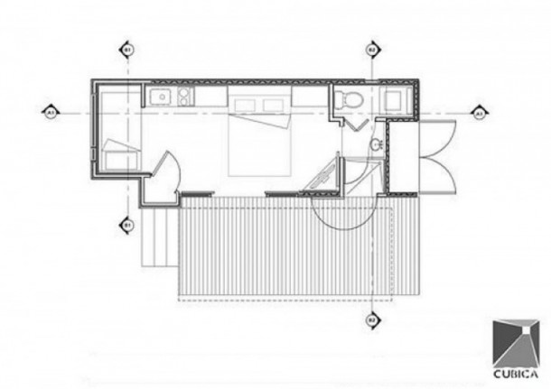 Container house3