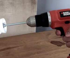 DIY Cleaning Gadget 4