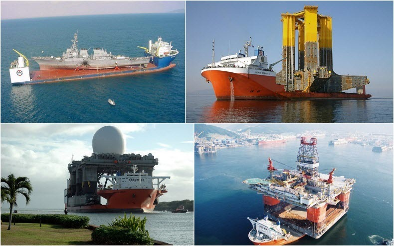 These Heavy Lift Ships Redefine Loading Capacity