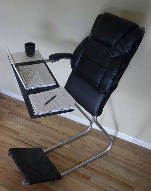 LeanChair – The Compromise Between Sitting And Standing 2