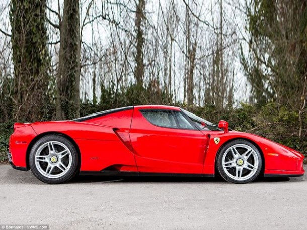 London Drug Trafficker Don Car-Leone's Supercar Collection To Be Auctioned Off 5