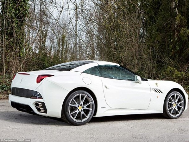 London Drug Trafficker Don Car-Leone's Supercar Collection To Be Auctioned Off 8