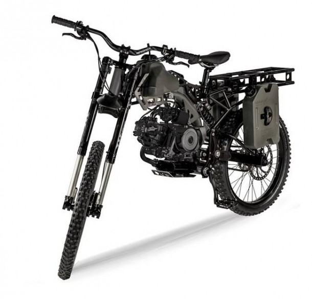 Motoped Survival Bike 2