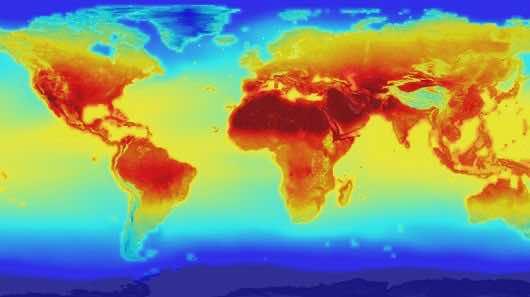 NASA climate dataset 2100-3