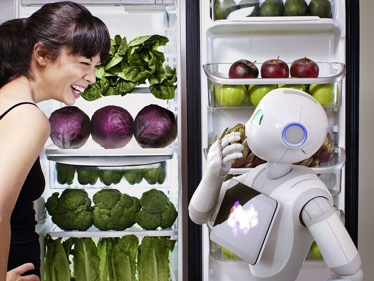 Pepper The Robot Is High On Emotion 3