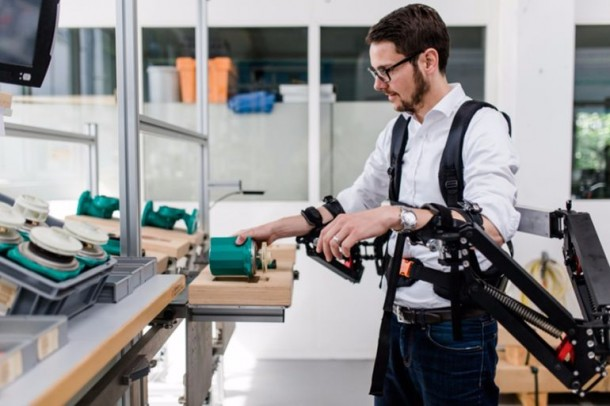 Robo-mate Exoskeleton Makes 10Kg Feel Like 1Kg 3