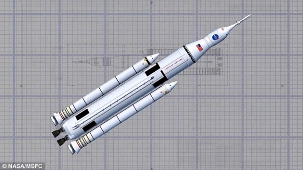 Space Launch System6
