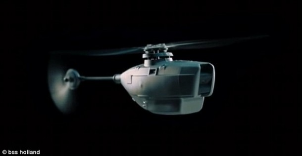 Special forces drone