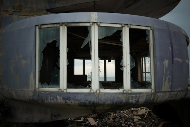 The UFO Houses in China Were Abandoned for THIS Reason 10