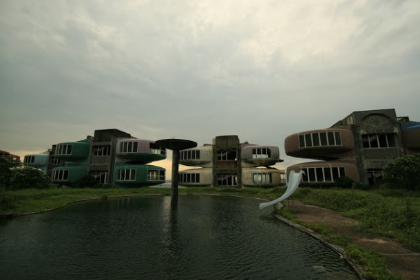 The UFO Houses in China Were Abandoned for THIS Reason 2