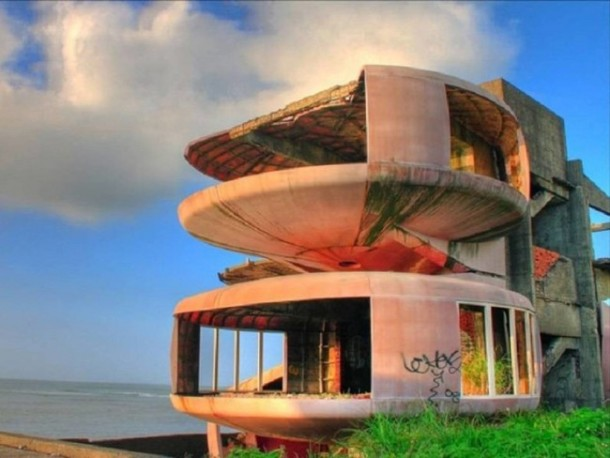 The UFO Houses in China Were Abandoned for THIS Reason 3