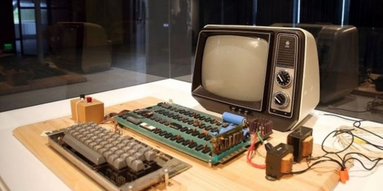 This Woman Almost Recycled 1st Generation Apple Computer