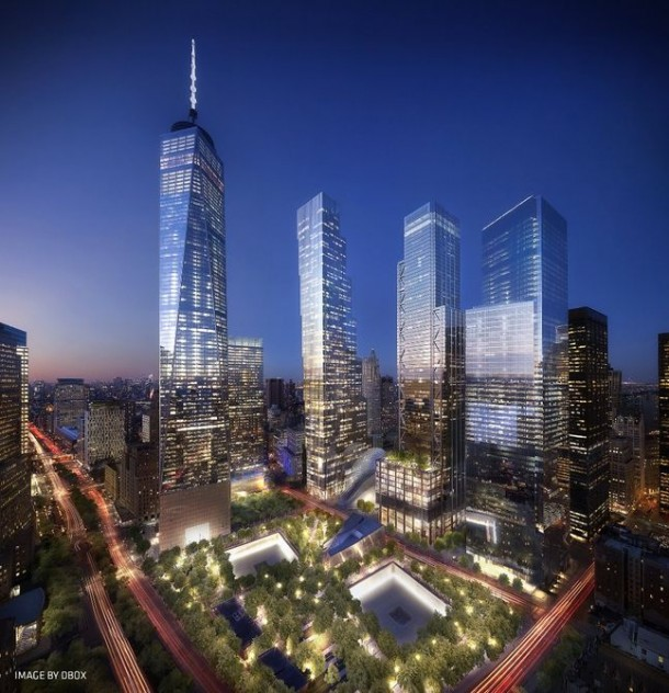 Two World Trade Center Design by BIG 17