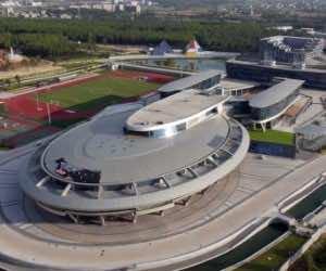 USS enterprise building