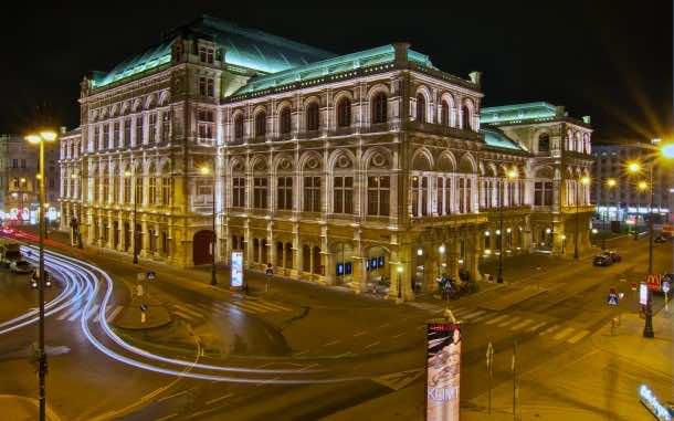 Vienna Wallpaper