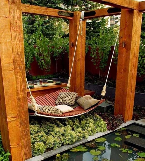 Wonderful 32 DIY Ideas For Your Backyard 10