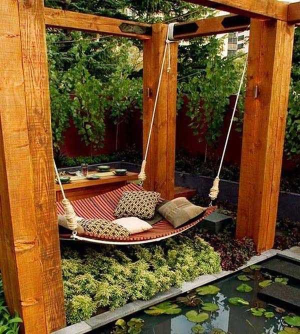Wonderful 32 DIY Ideas For Your Backyard 10