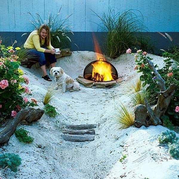 Wonderful 32 DIY Ideas For Your Backyard 12