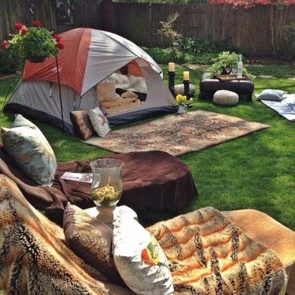 Wonderful 32 DIY Ideas For Your Backyard 14
