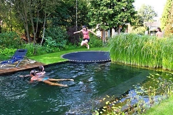 Wonderful 32 DIY Ideas For Your Backyard 15