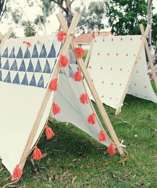 Wonderful 32 DIY Ideas For Your Backyard 16