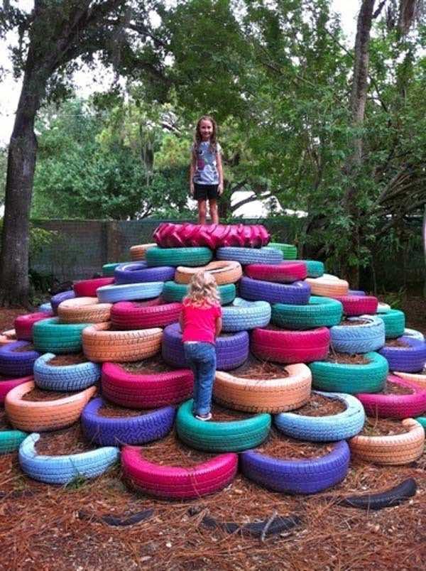 Wonderful 32 DIY Ideas For Your Backyard 18