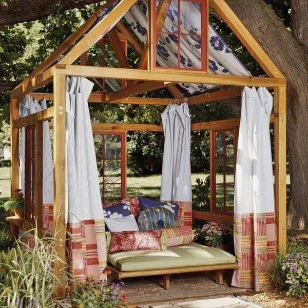 Wonderful 32 DIY Ideas For Your Backyard 19