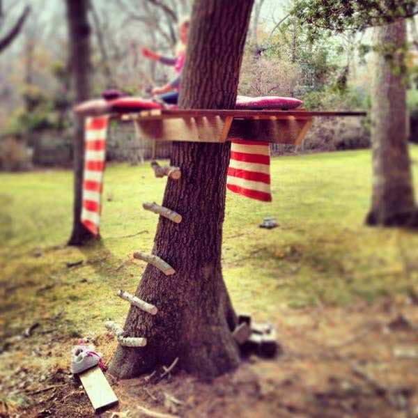 Wonderful 32 DIY Ideas For Your Backyard 3