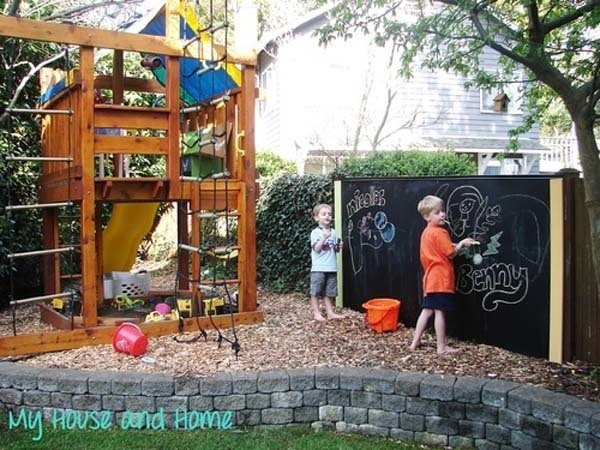 Wonderful 32 DIY Ideas For Your Backyard 30