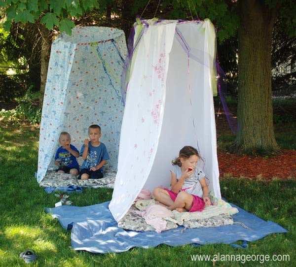 Wonderful 32 DIY Ideas For Your Backyard 32