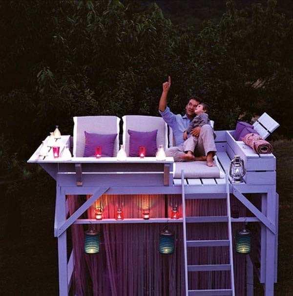 Wonderful 32 DIY Ideas For Your Backyard 6
