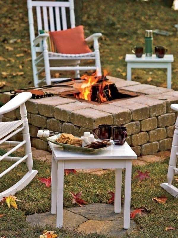 Wonderful 32 DIY Ideas For Your Backyard 8