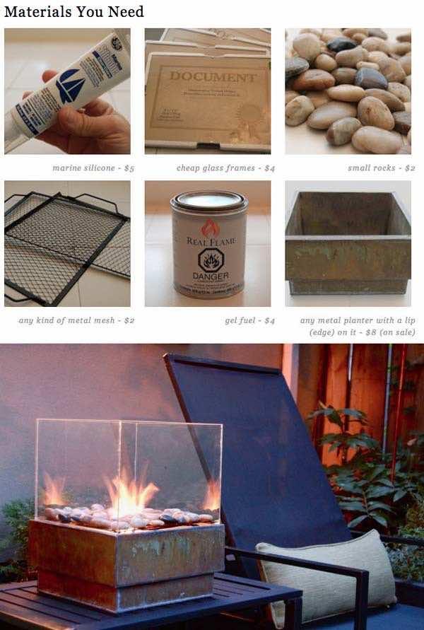 Wonderful 32 DIY Ideas For Your Backyard 9