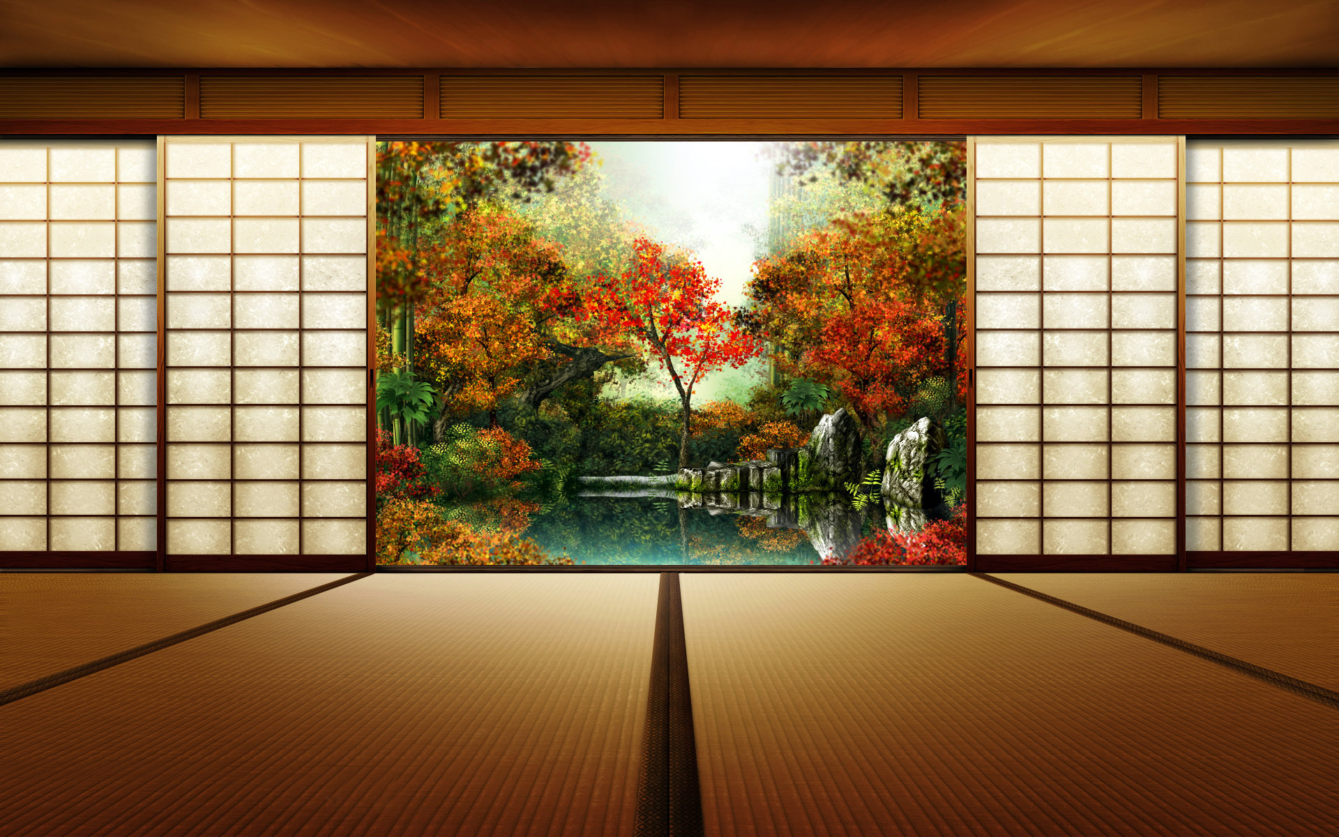 1080p hd japan wallpapers for free download the for Room design hd image