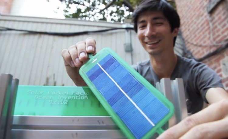 solar pocket factory