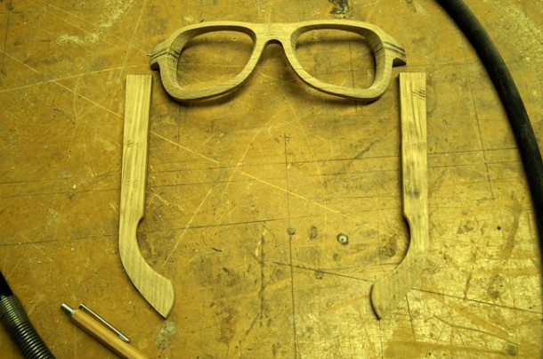 wooden glasses DIY3