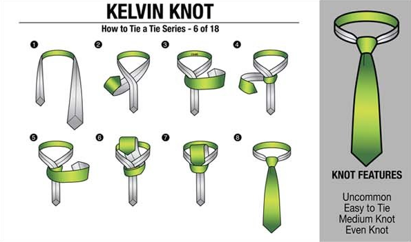 18 Creative Ways You Can Tie A Knot 6