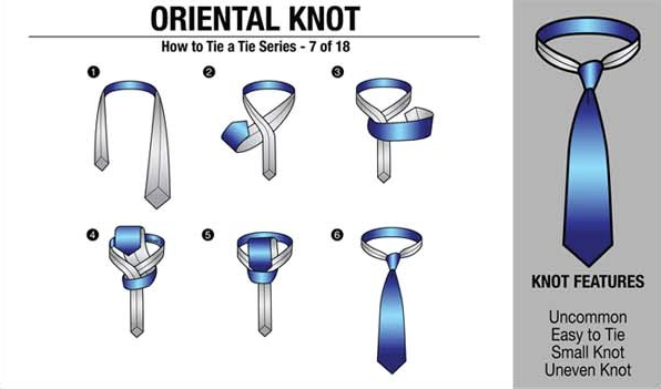 18 Creative Ways You Can Tie A Knot 7