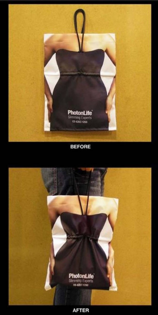 25 Clever Shopping Bags Doing Marketing Right 10