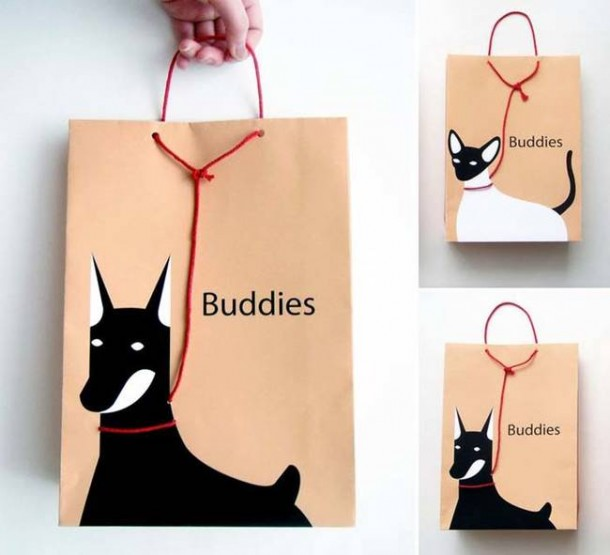 25 Clever Shopping Bags Doing Marketing Right 12