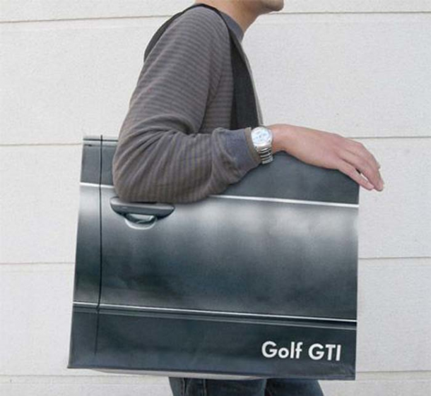 25 Clever Shopping Bags Doing Marketing Right