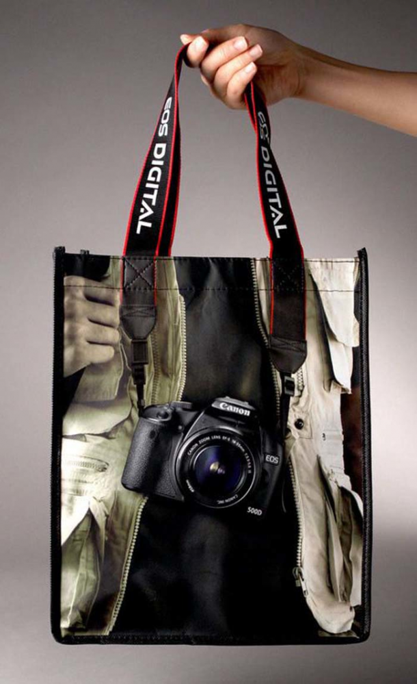 25 Clever Shopping Bags Doing Marketing Right 9