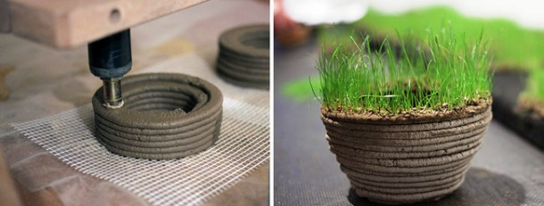 3D Printing Your Garden Is A Reality Now 2