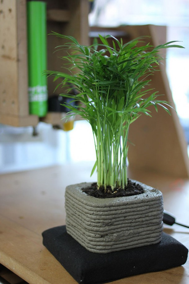 3D Printing Your Garden Is A Reality Now 6