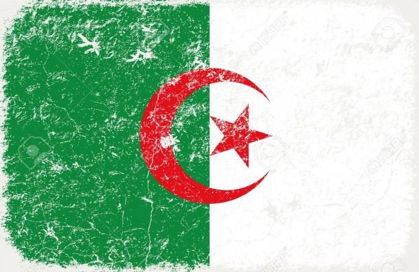 9241137-vector-grunge-styled-flag-of-Algeria-Stock-Vector