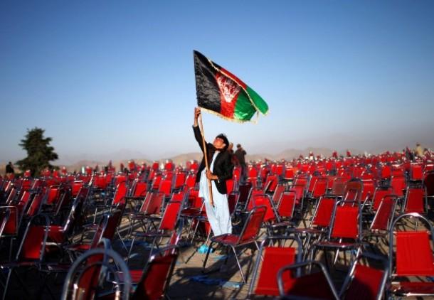Afghanistan Flag (20)