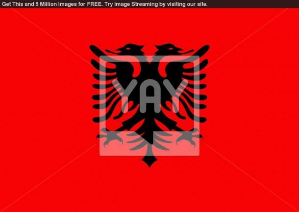 Albania Flag (10)